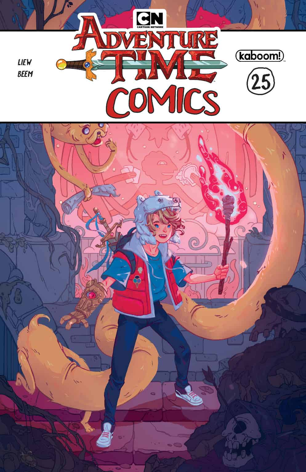 Adventure Time Comics #25