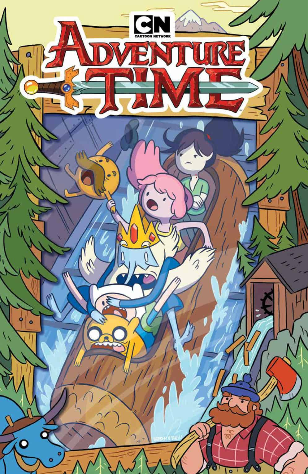Adventure Time Vol. 16 SC