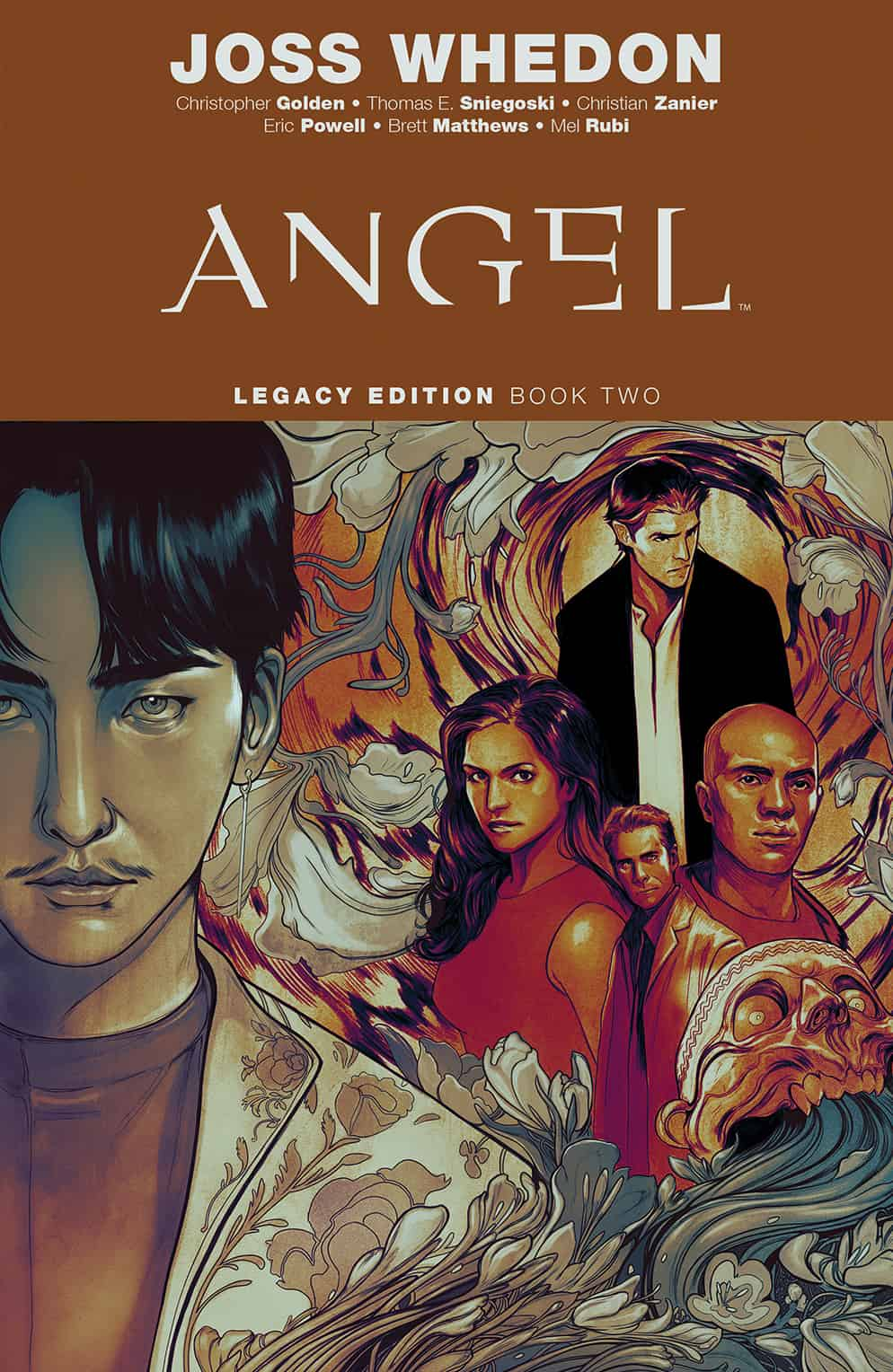 Angel Legacy Edition Book Two SC