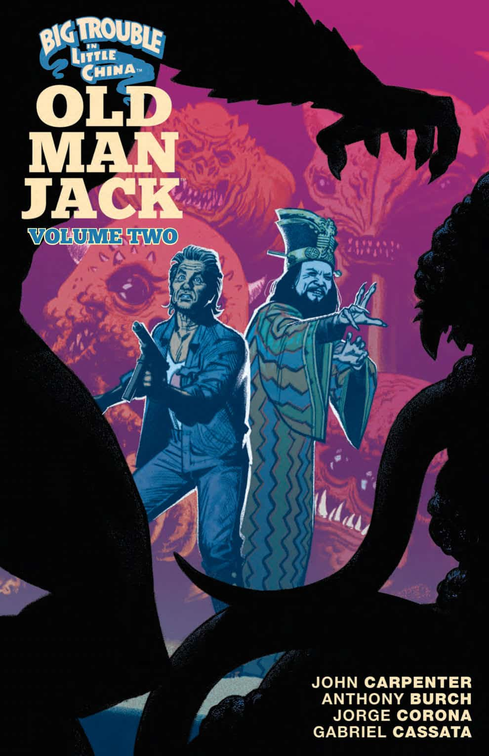 Big Trouble In Little China: Old Man Jack Vol. 2 SC