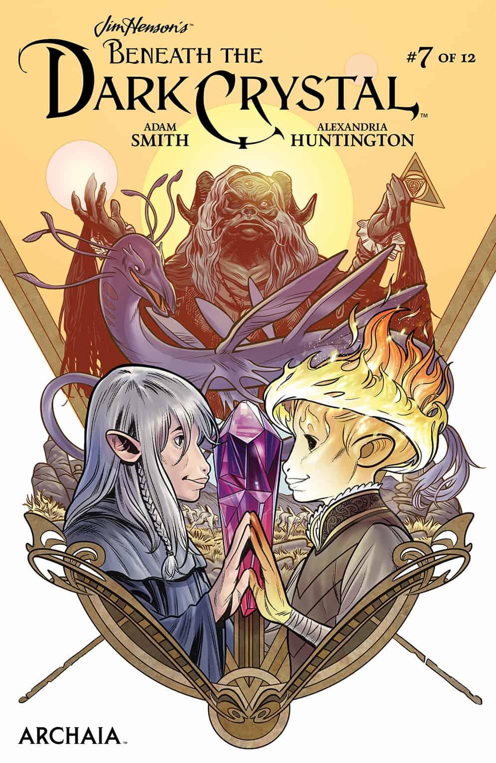 Beneath the Dark Crystal #7