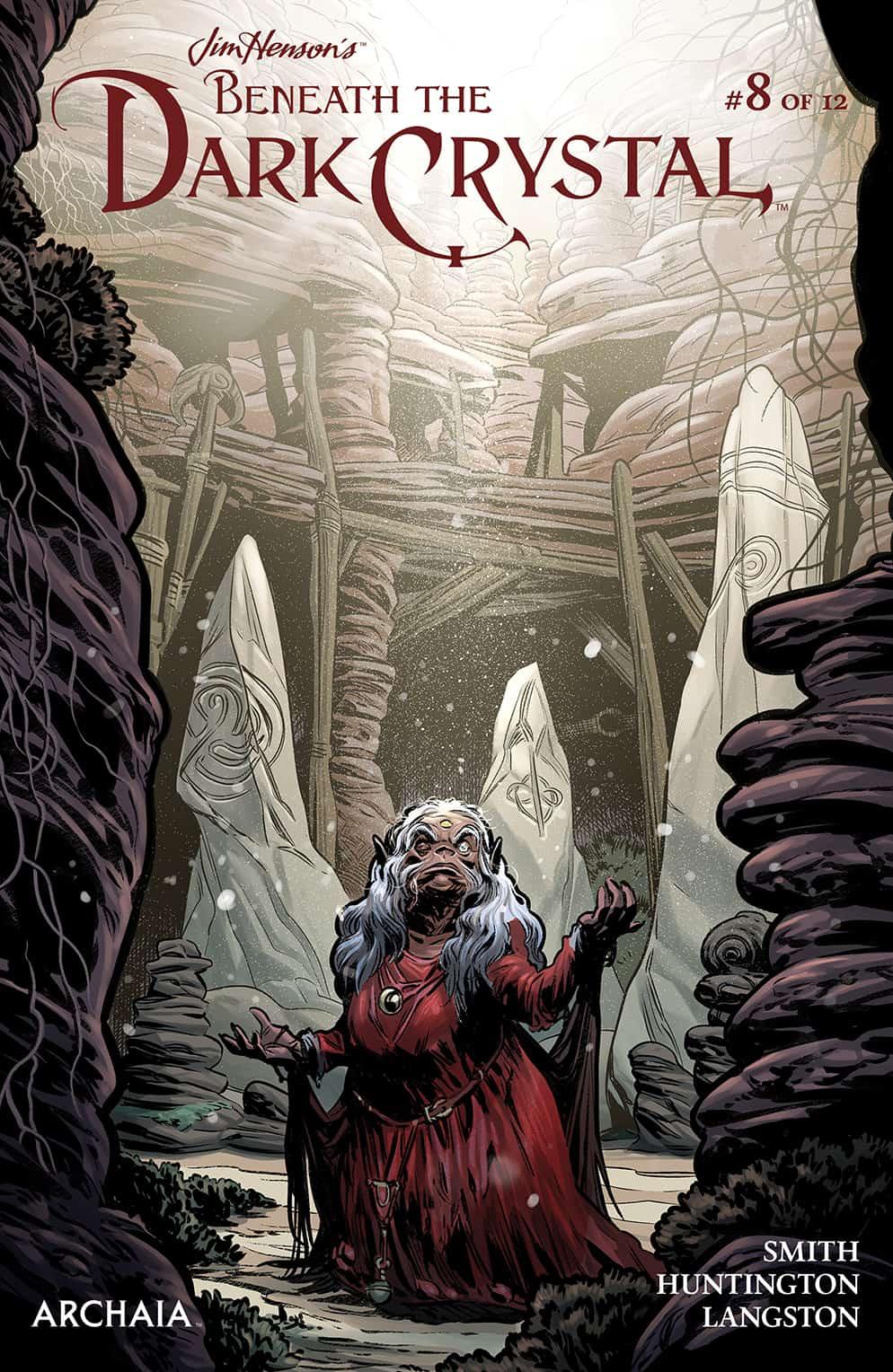Beneath the Dark Crystal #8