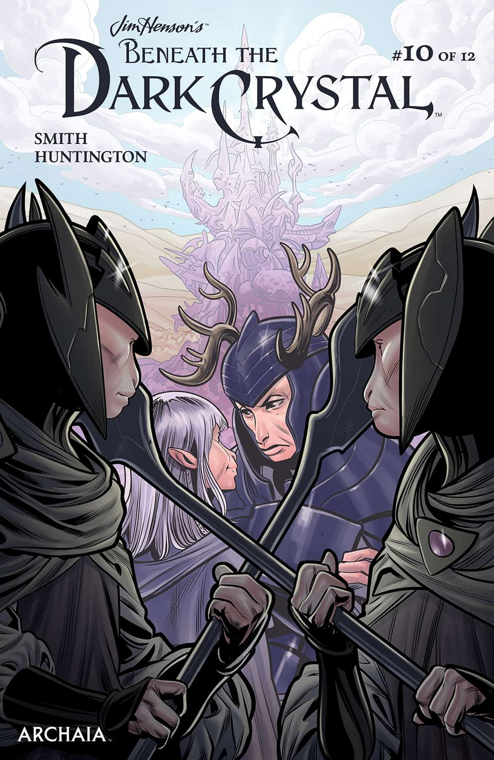 Beneath the Dark Crystal #10