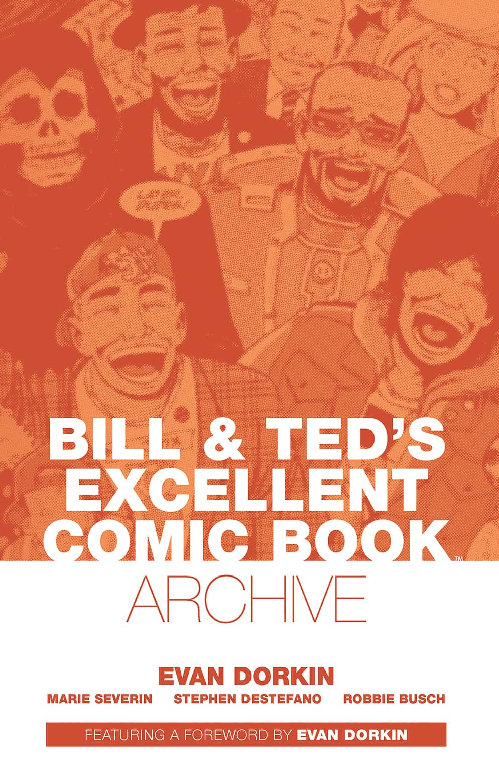 Bill & Ted Archive SC