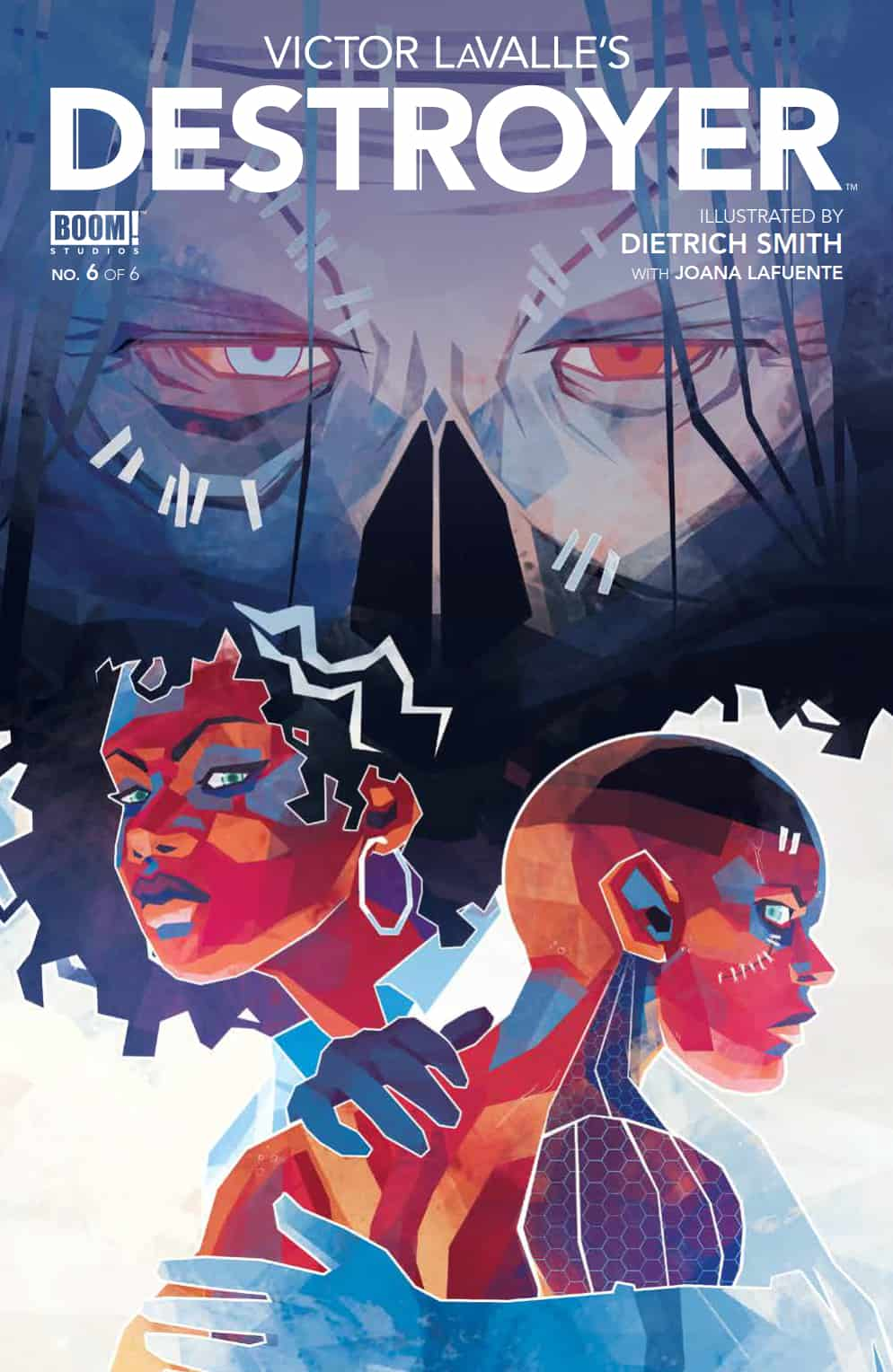 Victor LaValle's Destroyer #6 (of 6)