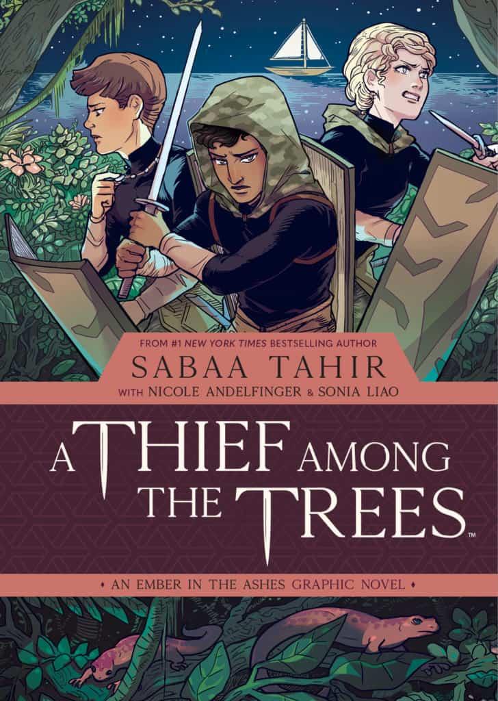 Sabaa Tahir