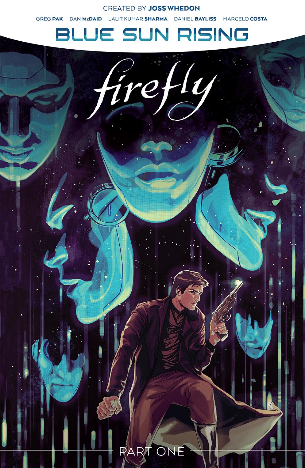 Firefly: Blue Sun Rising Vol 1 HC