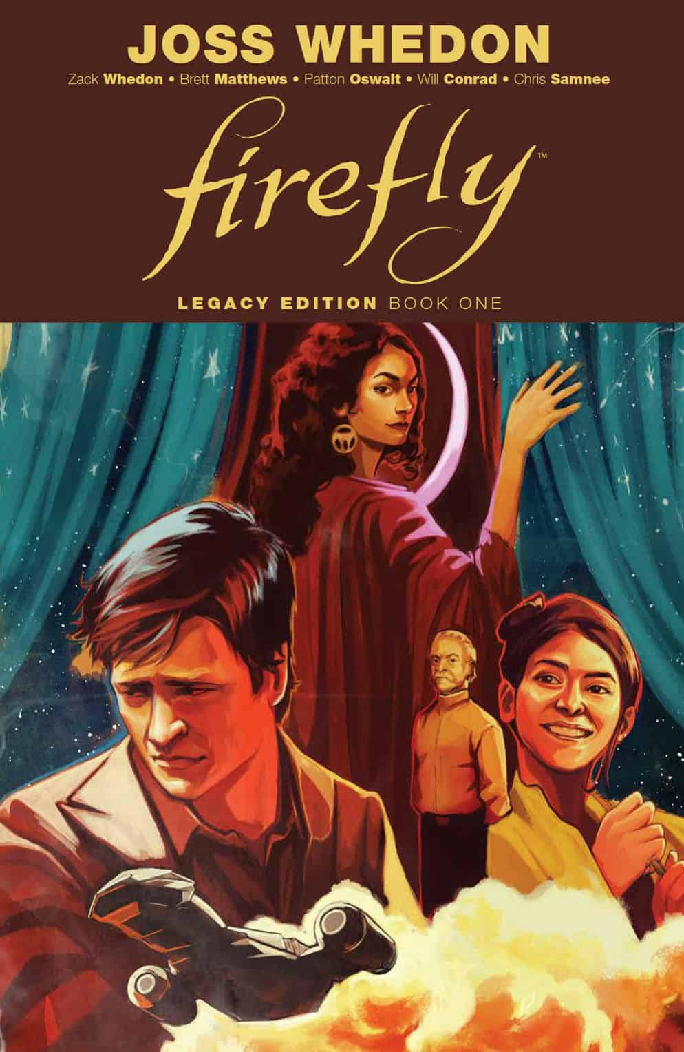Firefly Legacy Edition Book One SC