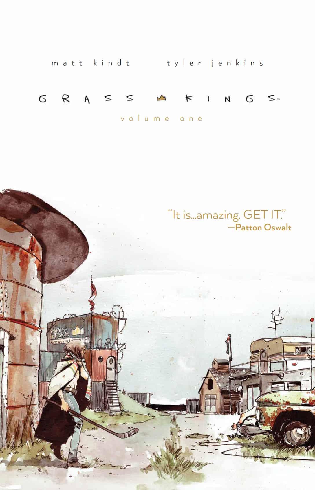 Grass Kings Vol. 1 HC