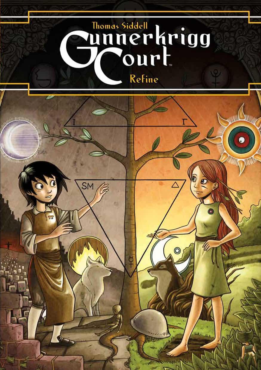 Gunnerkrigg Court Vol. 5 SC