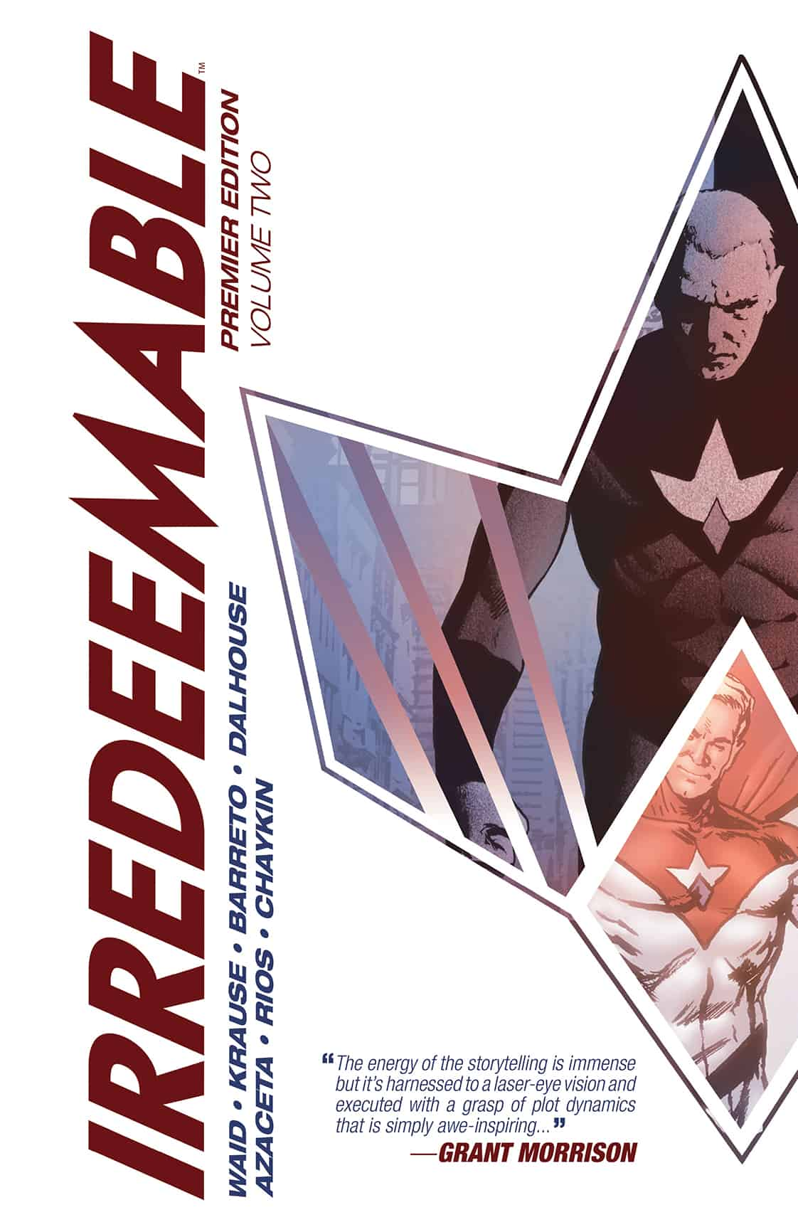 Irredeemable Premier Edition HC Vol 2