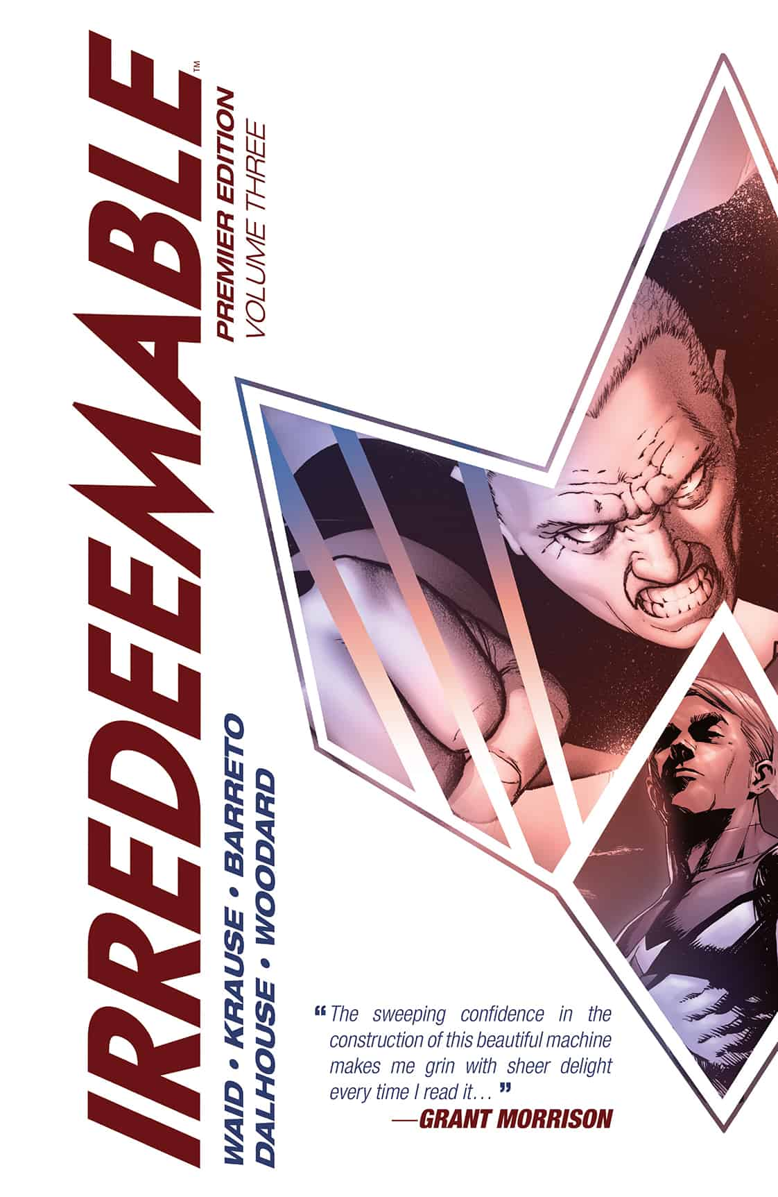Irredeemable Premier Edition HC Vol 3