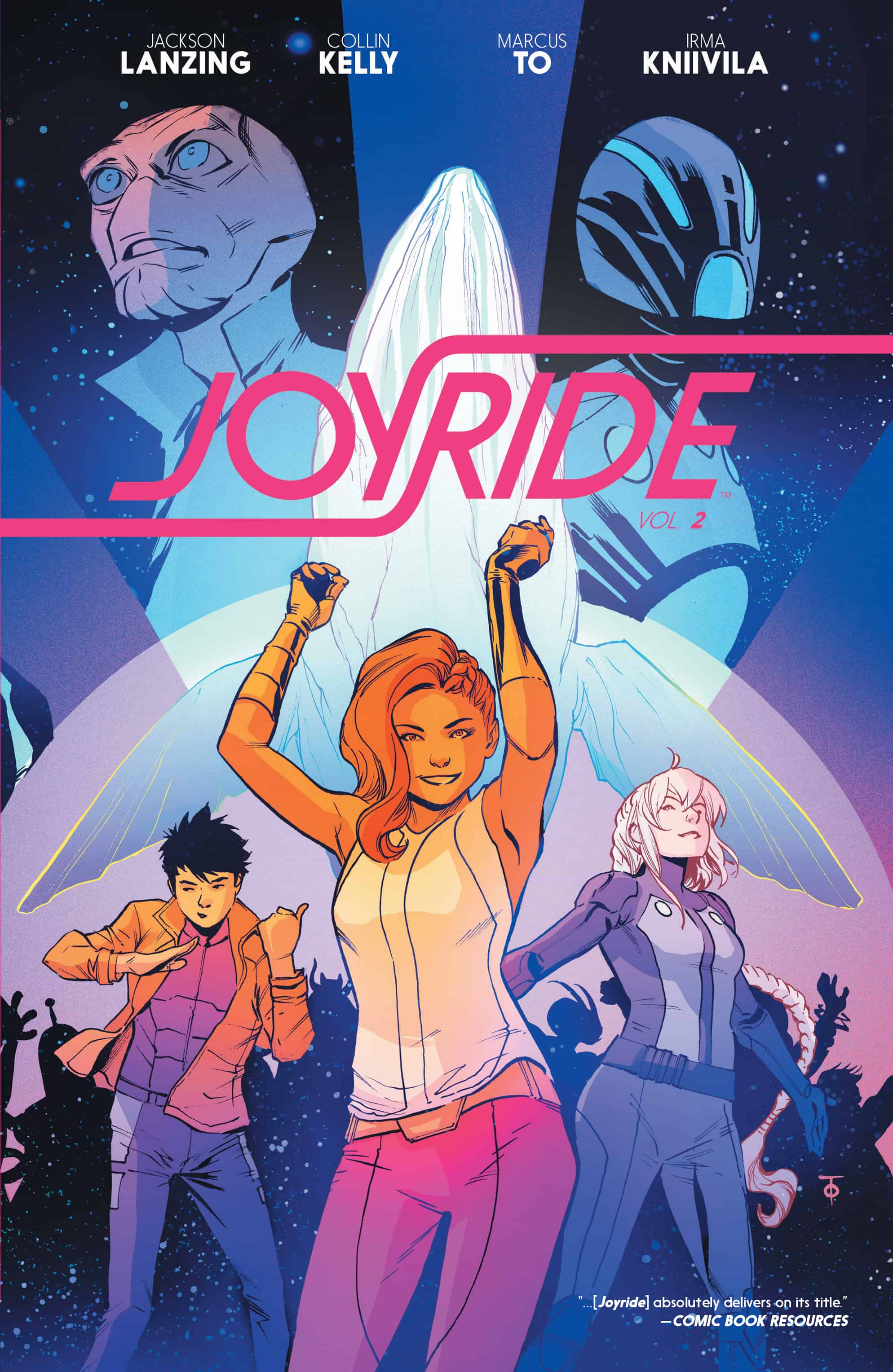 Joyride Vol. 2 SC