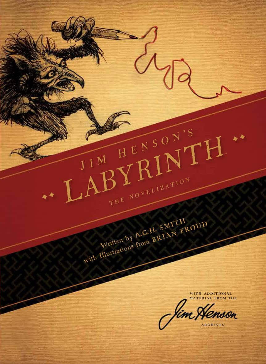 Jim Henson's Labyrinth: The Novelization SC