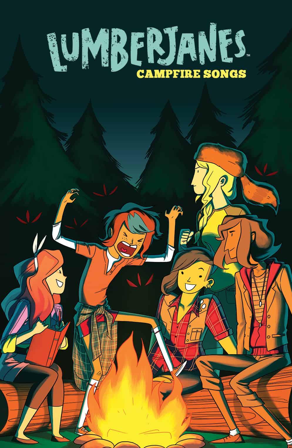 Lumberjanes: Campfire Songs SC