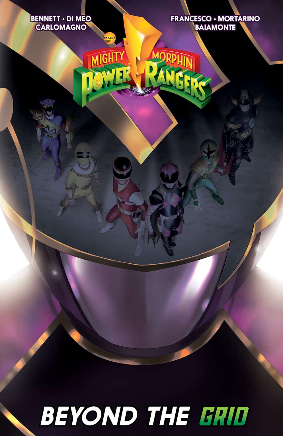 Mighty Morphin Power Rangers: Beyond the Grid SC