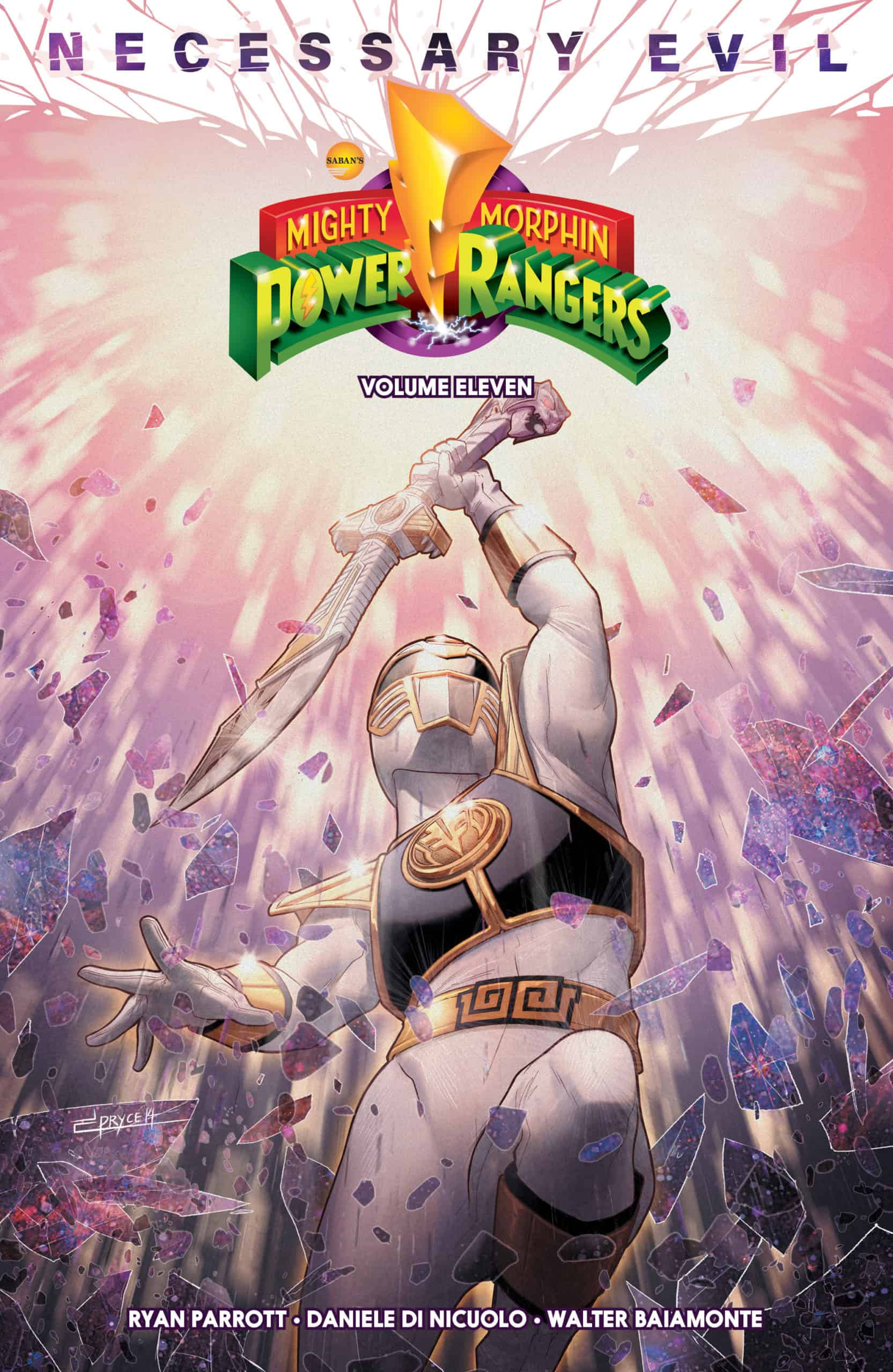 Mighty Morphin Power Rangers Vol. 11 SC
