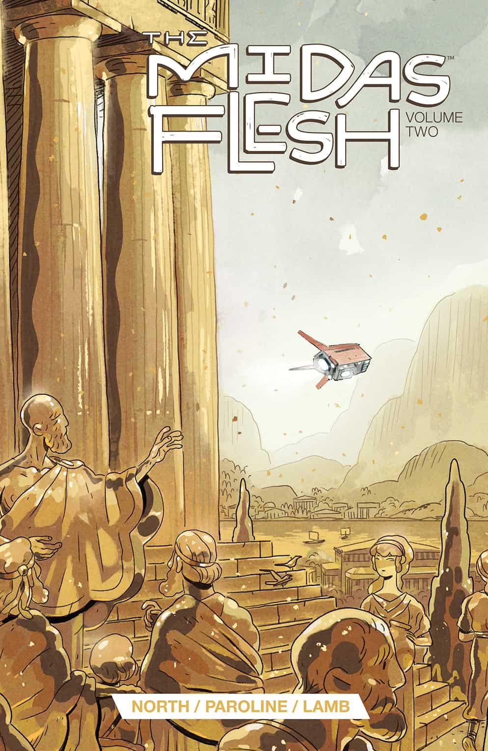 Midas Flesh Volume 2