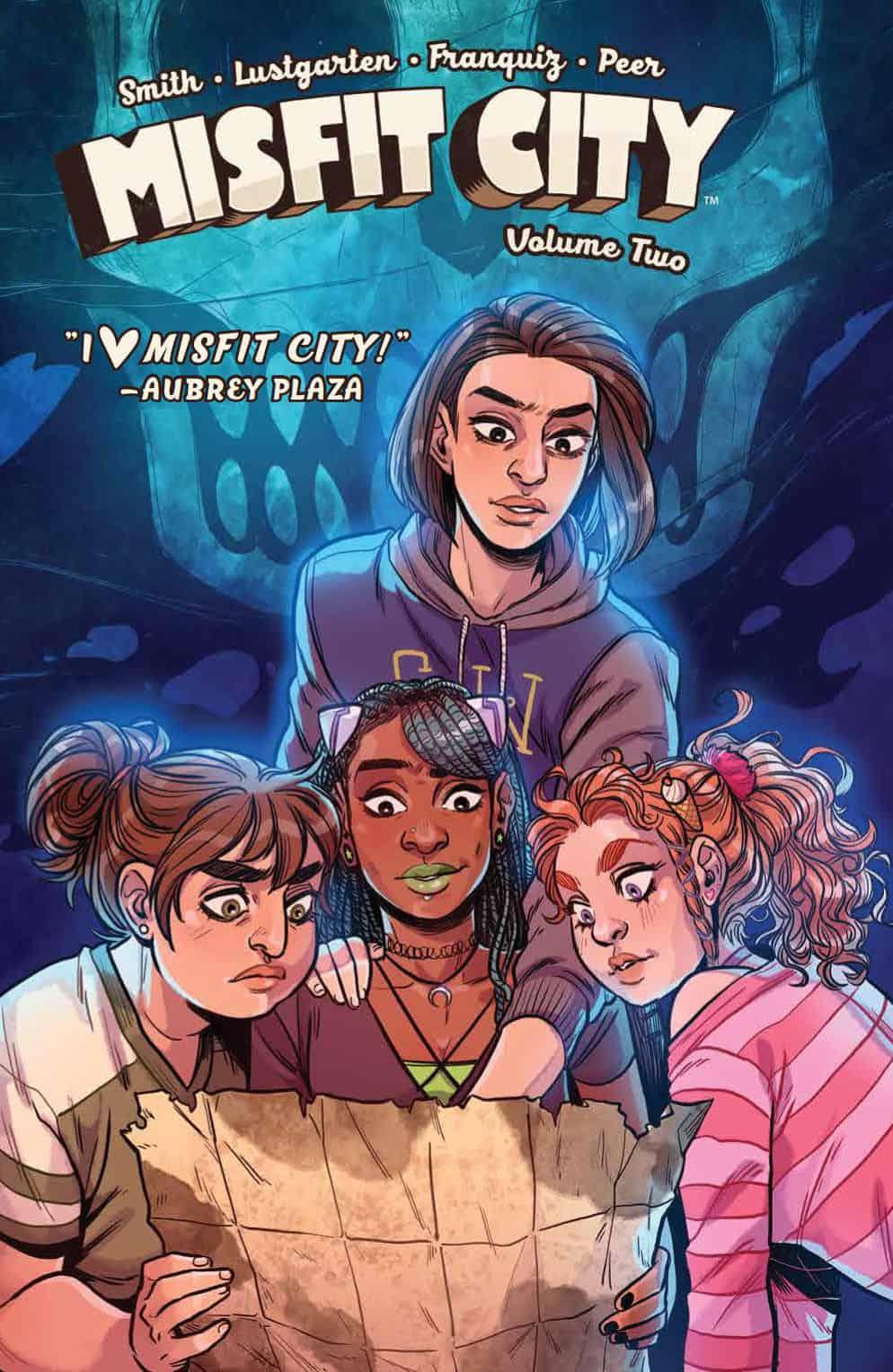 Misfit City Vol. 2 SC