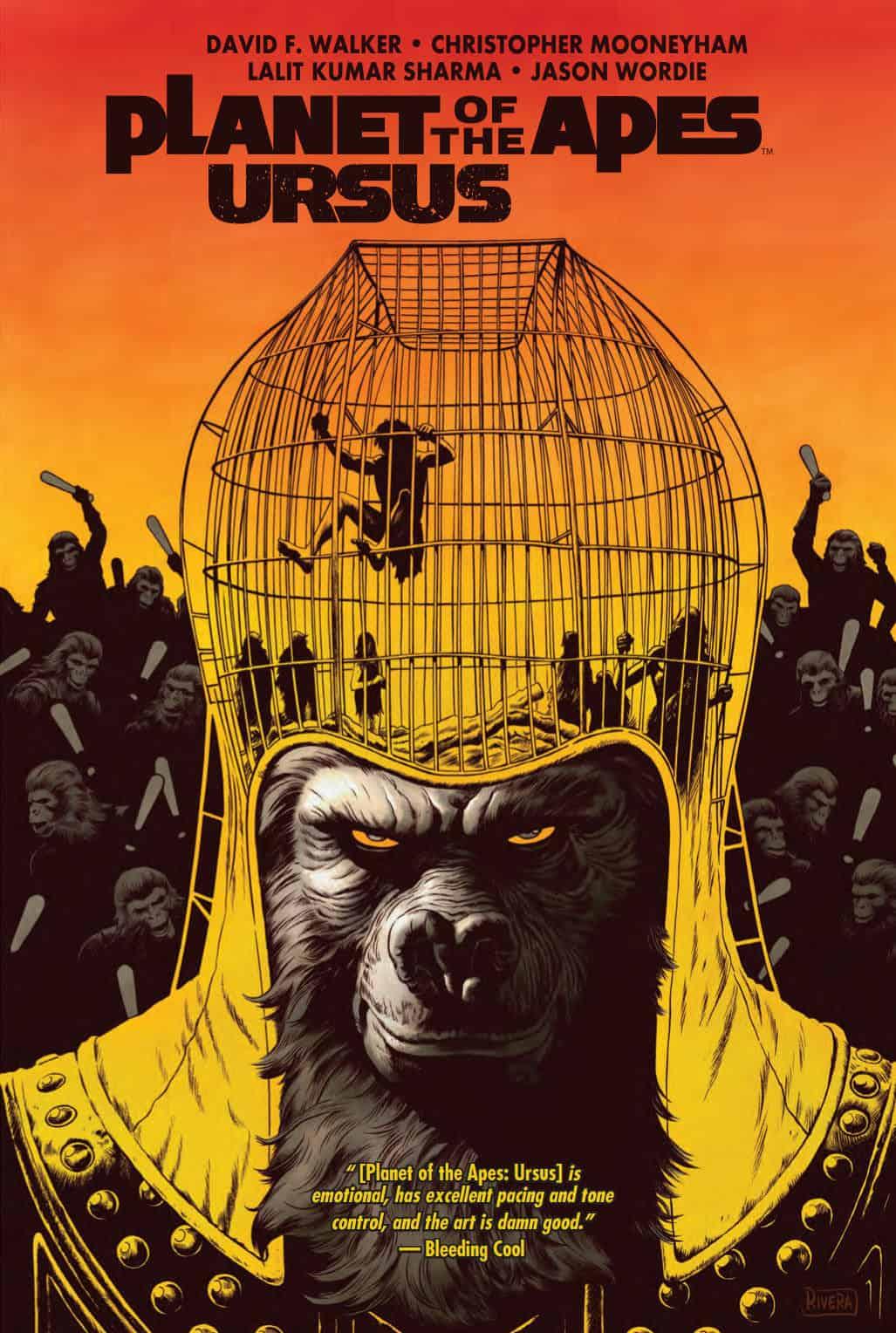 Planet of the Apes: Ursus SC