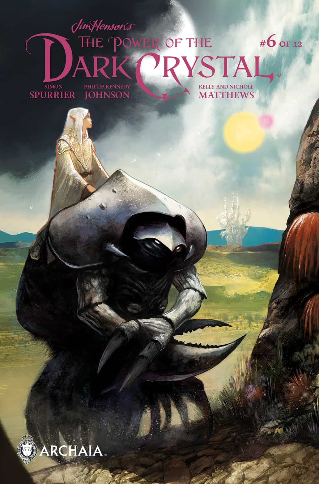 The Power of the Dark Crystal #6 (of 12)