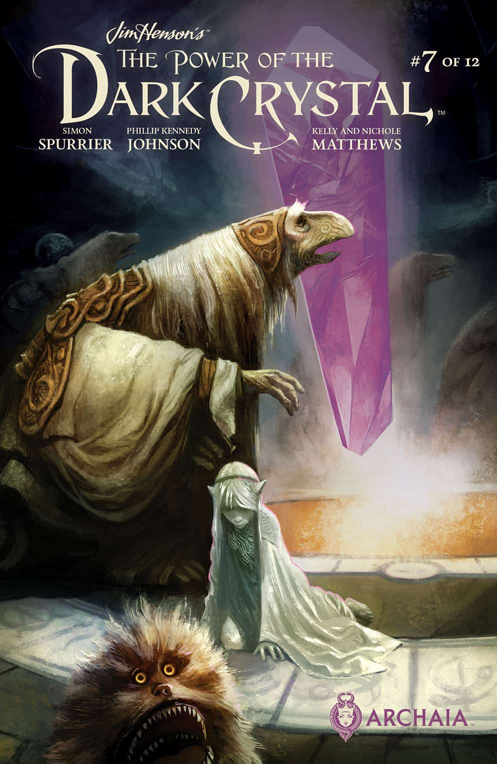 The Power of the Dark Crystal #7 (of 12)