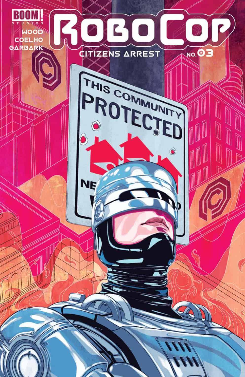 Robocop: Citizens Arrest #3