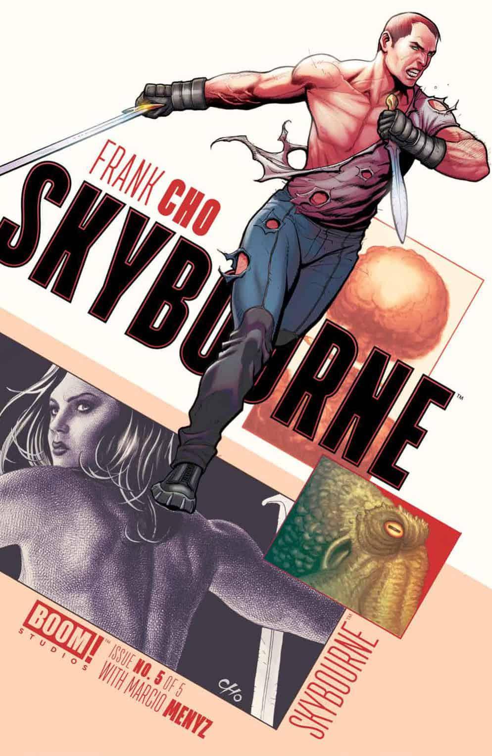Skybourne #5