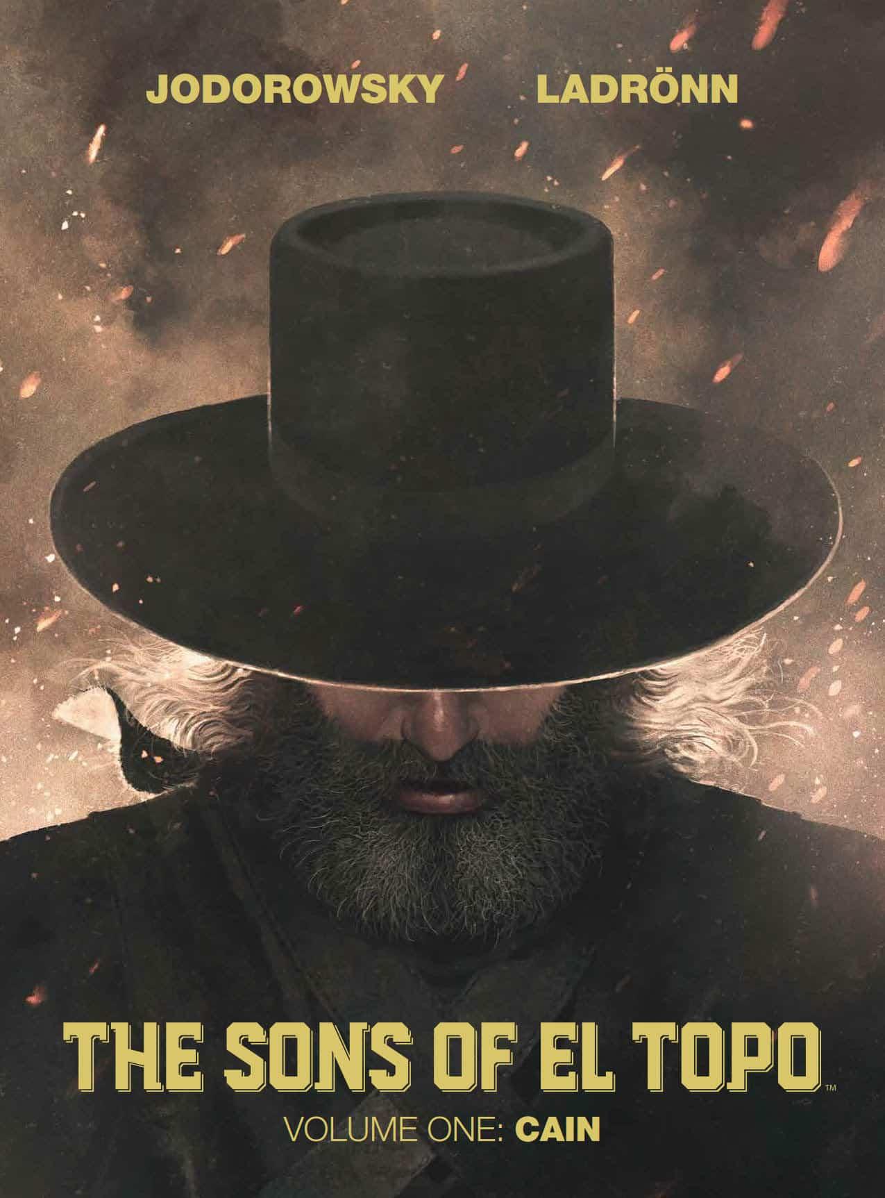 The Sons Of El Topo Vol. 1: Cain OGN HC