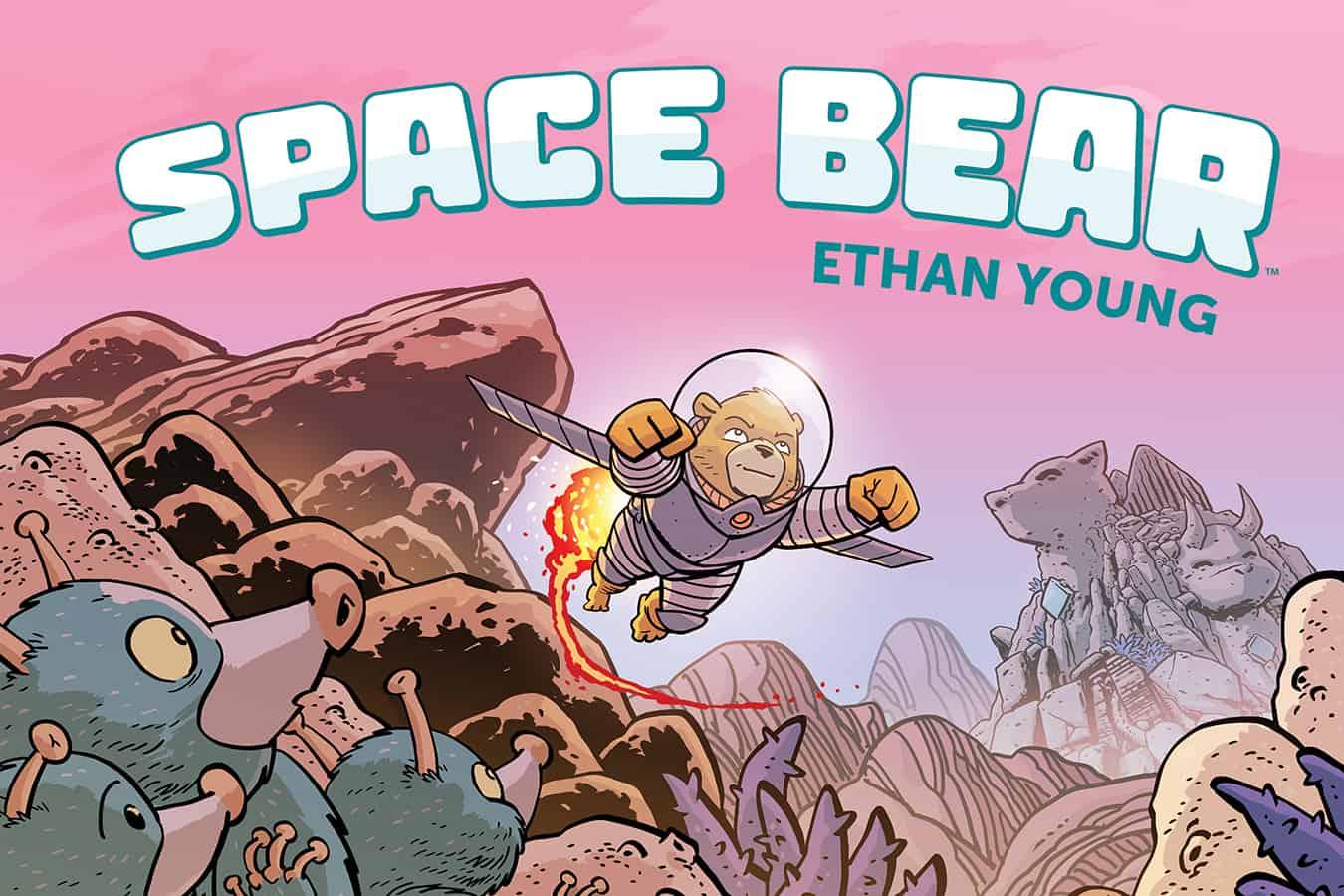 Space Bear OGN HC