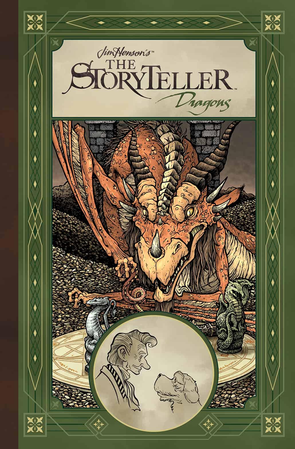 Jim Henson's The Storyteller: Dragons