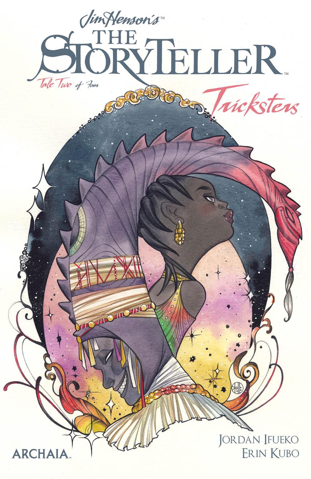Jim Henson's The Storyteller: Tricksters #2