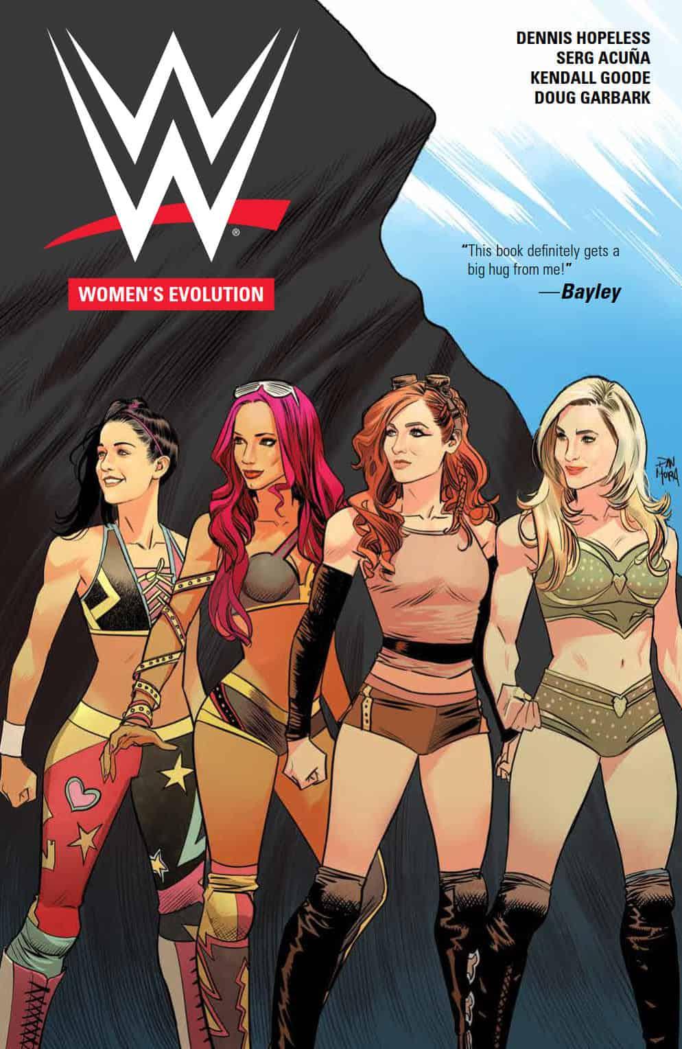WWE: Women's Evolution SC