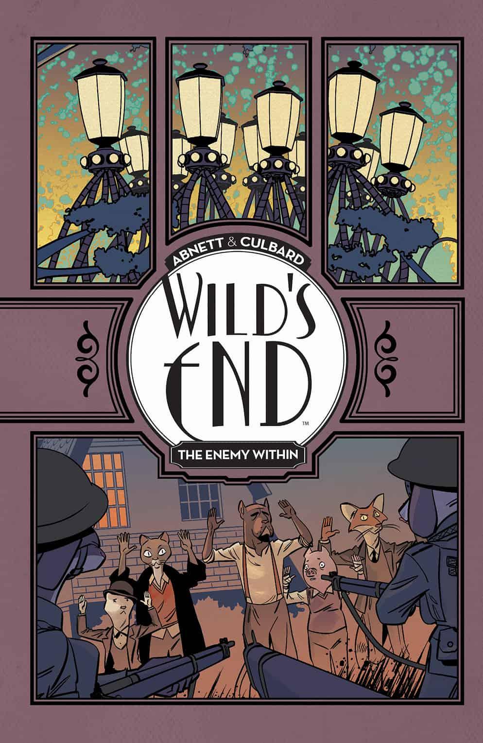 Wild's End Vol. 2