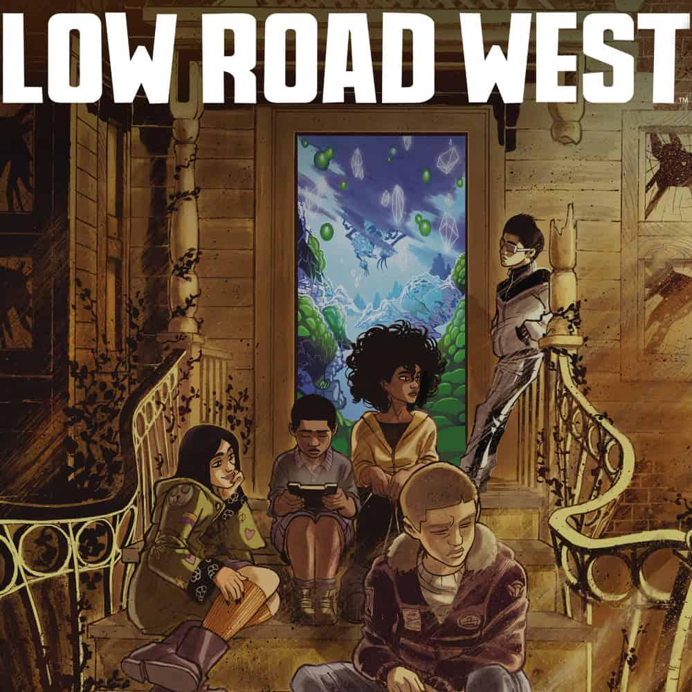 low-road-west-button