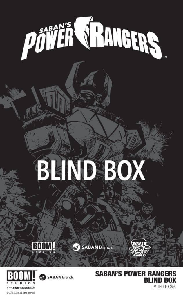 Mighty Morphin Power Rangers Blind Box