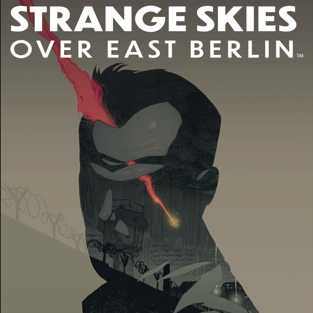 STRANGE SKIES OVER EAST BERLIN