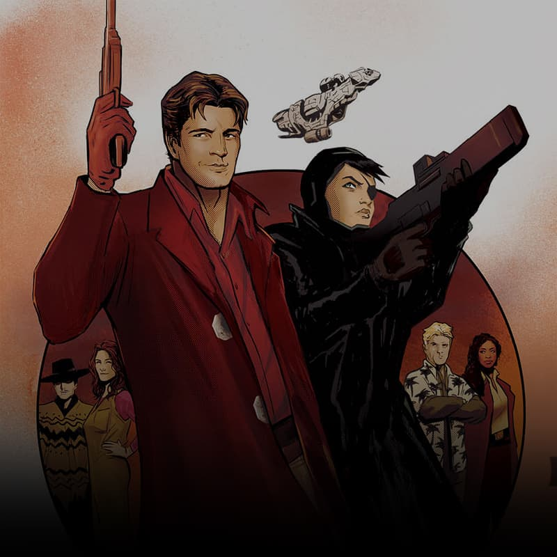 FIREFLY #12 First Look