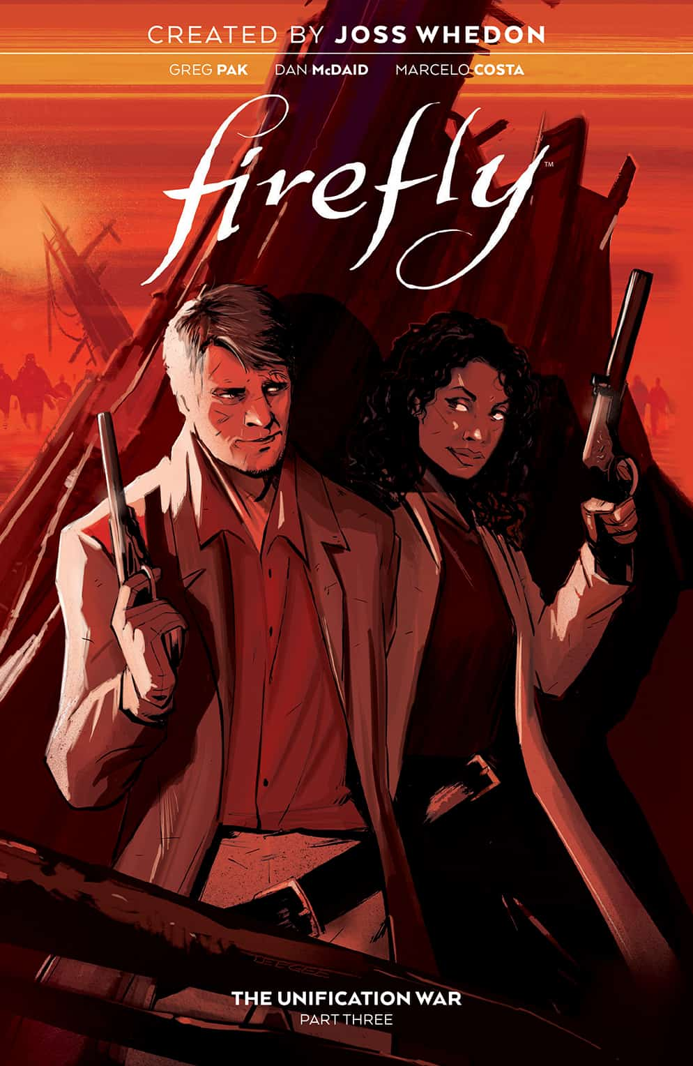 Firefly: The Unification War Vol. 3 HC