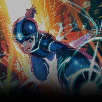2020 Mega Man Fully Charged 2 2A Main first 1st print BOOM