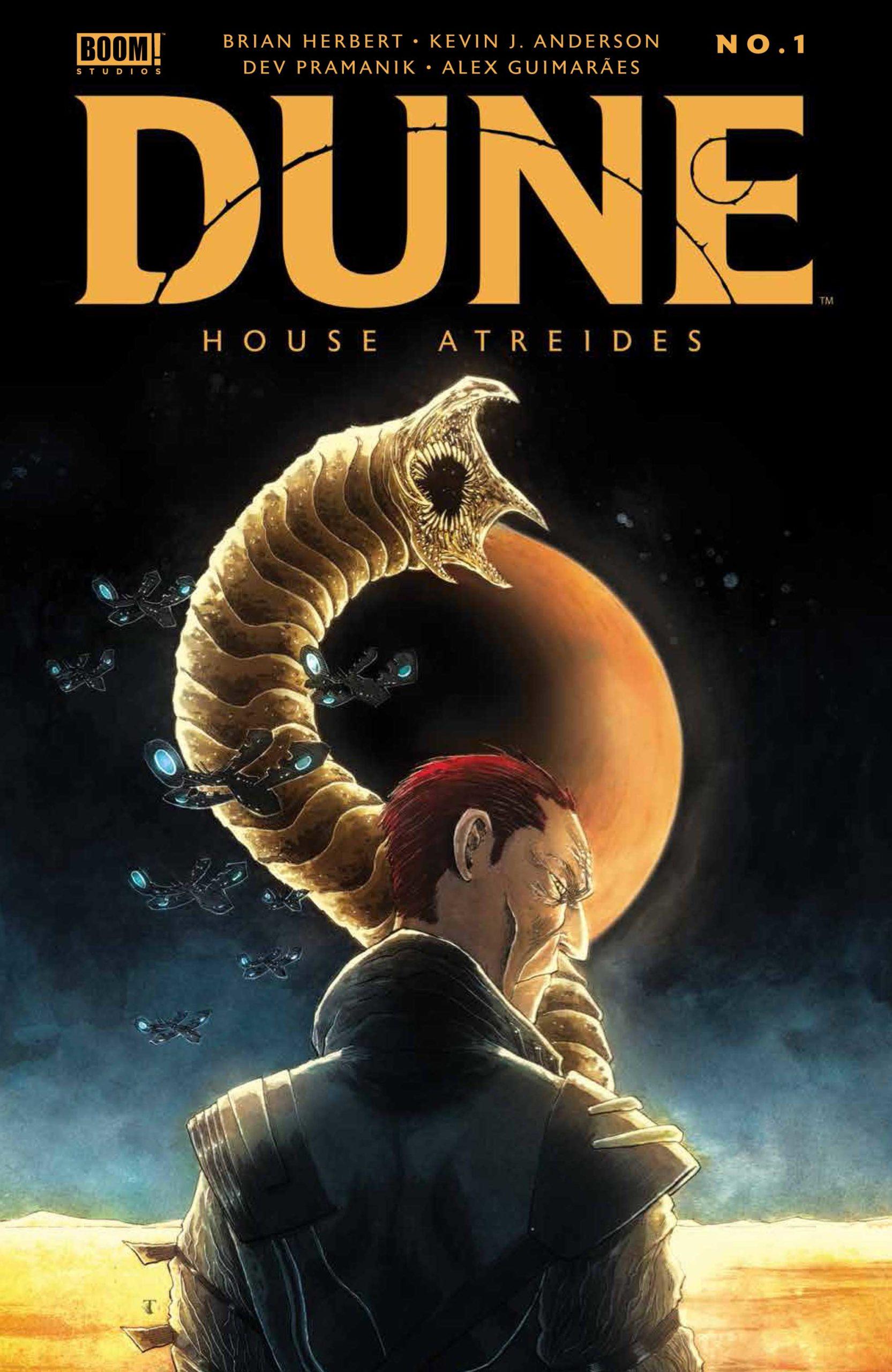Dune House Atreides #1 Exclusive Brian Haberlin