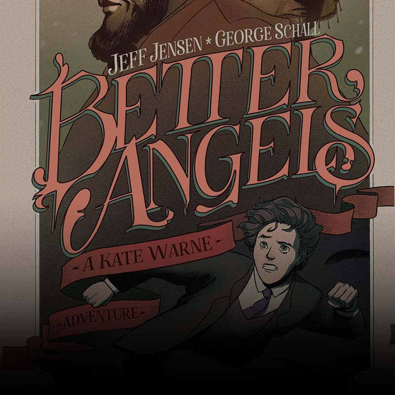 BETTER ANGELS New Extended Look